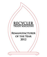 Remanufacturer of the Year 2012